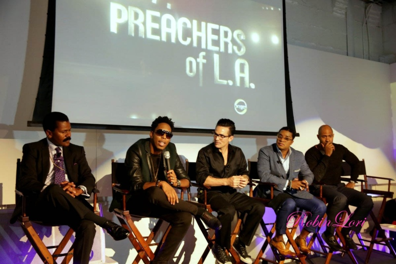 Preachers of LA cast