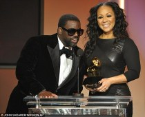 Warryn Campbell and Erica Campbell