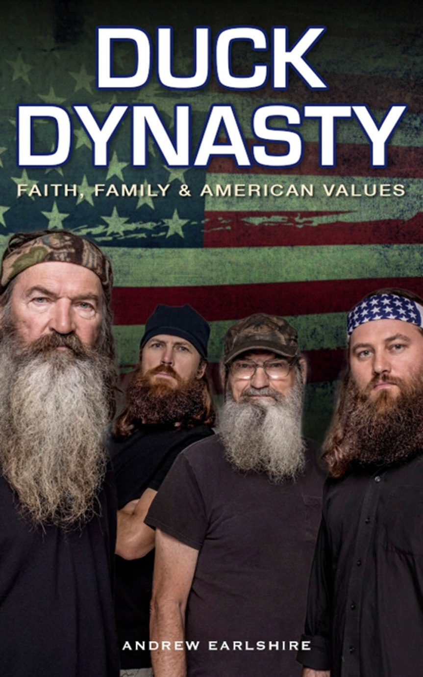 Featured Book: Duck Dynasty, Faith, Family and American Values