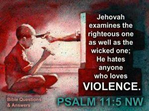 psalms 11