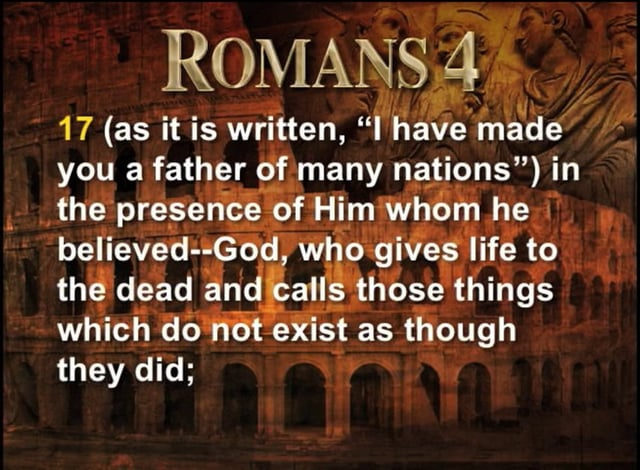 Revealing the truth about Romans 4:13-25: Abraham's Inheritance, The Black Nation by Denise N.Fyffe