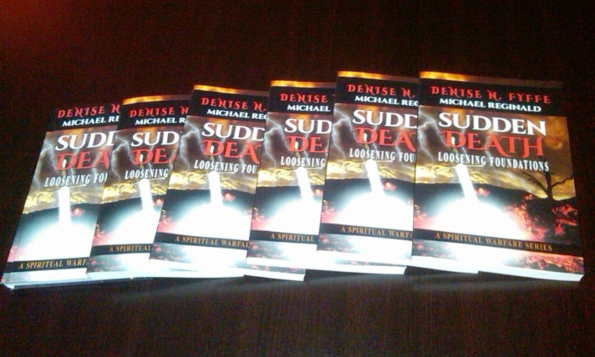 Christian Books: Sudden Death, Arm yourself for SpiritualWarfare