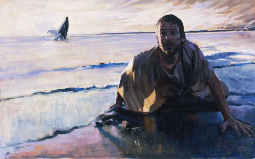 Revealing the Truth about Jonah 1 - 4