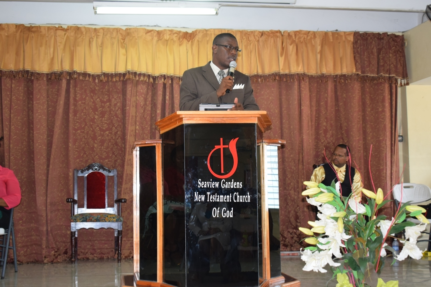 Christian Ministry: Watch Seaview Gardens New Testament Biblical Nuggets for Fathers Part2