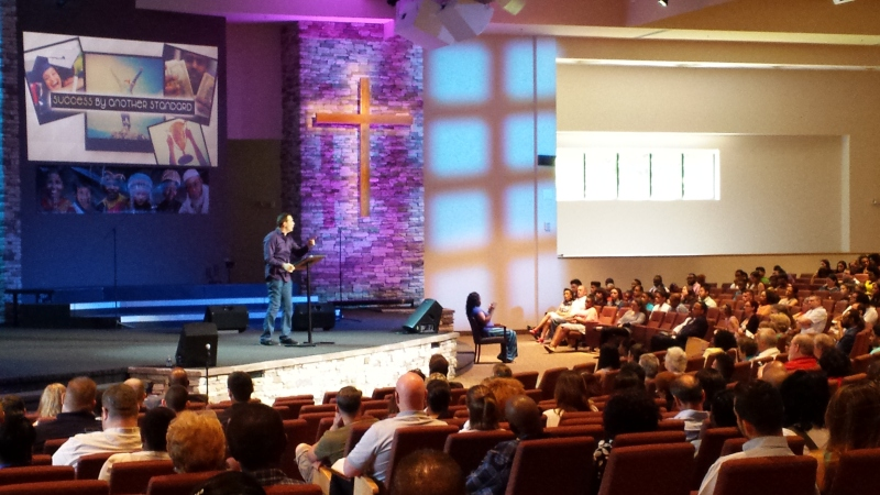 Cornerstone Church Auditorium In Bowie Maryland 2